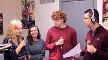 JEC Theater stelt Het bos van de dode liefjes voor op Trudo Fm