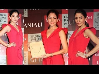 Anushka Sharma Unveils Gitanjali's Season of Love Collection