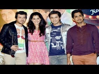 Chashme Baddoor Music Launch