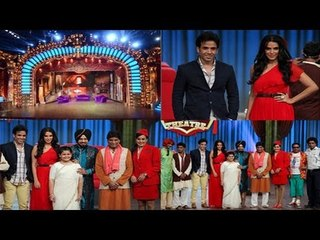 Launch of Colors' New Show 'Nautanki   The Comedy Theatre'
