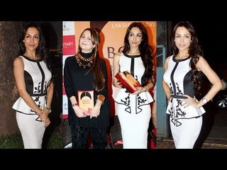 Malaika Arora Khan & Amrita Arora Launch Lakshmi Narayan's New Novel