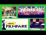 Red Carpet of 58th Filmfare Nominations