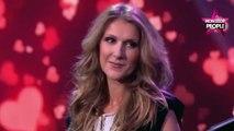 Céline Dion en deuil après la mort de René Angélil et de son frère, l'hommage des Enfoirés