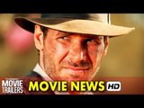 Spielberg teases the possible return of Harrison Ford in Indiana Jones 5 - Movie News [HD]