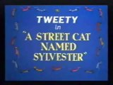 Looney Toons - Tweety And Sylvester - A Street Cat Named Sylvester