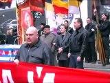 Дмитрий Рогозин на Русском Марше - Я не хочу жить на улице Кадырова!