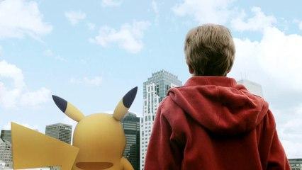 Grand Détective Pikachu ~ La naissance d'un duo ~ Trailer VOSTFR