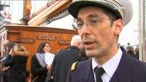 Marine nationale : entretien des bateaux en bois (Brest)