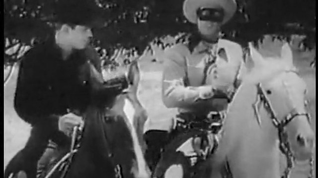 1950s WHEATIES CEREAL COMMERCIAL w/ CLAYTON MOORE