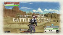 Valkyria Chronicles Remastered - Trailer anuncio