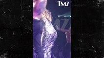 Jennifer Lopez Has A Wardrobe Malfunction On Stage!