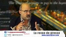 P. Jovanovic - B. Monot : La Revue de presse (janvier 2016)