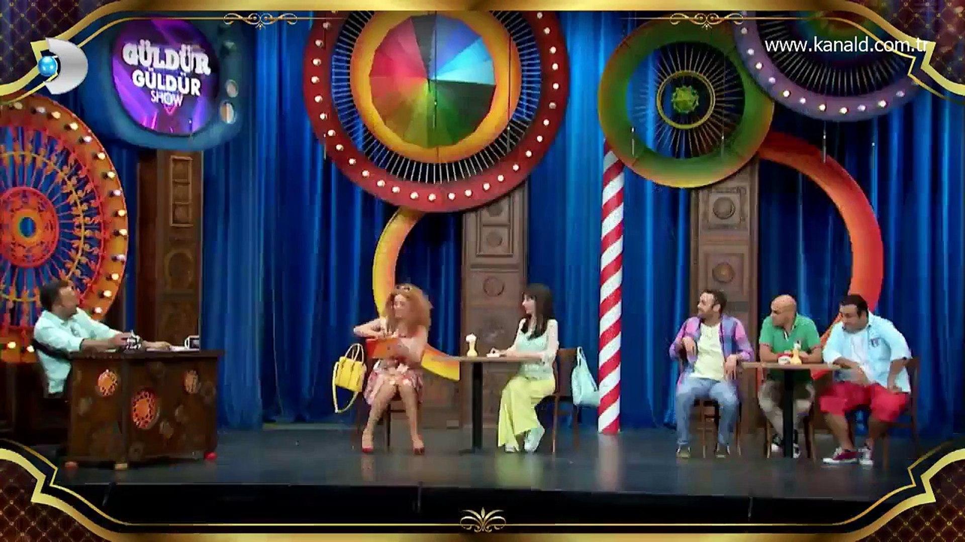 Beyaz Show - Güldür Güldürü hiç böyle izlemediniz!