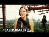 The Divergent Series: Allegiant ft. Shailene Woodley, Theo James Teaser Trailer (2016) HD