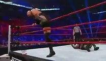 Big show vs Mark Henry  heavy weight wrestling (Wrestling Ring Breaks During wrestling)