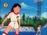 Video Captain Tsubasa 1983 (108.Bölüm Özel Şutla Hızlı Hücum)