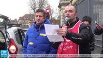 Les syndicats CGT, FO, Solidaires et la FSU ont appelé les agents des trois fonctions publiques à faire grève