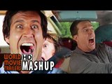 Vacation vs National Lampoon's Vacation Mashup (2015) - Ed Helms, Chevy Chase HD