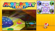 Mario Party DS - Story Mode - Part 28 - Kameks Library (2/2) (Toad) [NDS]