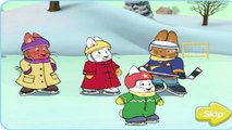 Max&Ruby Figure Skating with Ruby - Max&Ruby Games