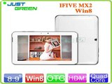New Win8.1 tablet PC FNF Ifive MX2 8.9 IPS 1920*1200 In tel Z3735F quad core 2GB 32GB camera 2MP 5MP OTG HDMI Bluetooth-in Tablet PCs from Computer