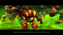 World of Warcraft: Warlords of Draenor - Cinematic&Gameplay