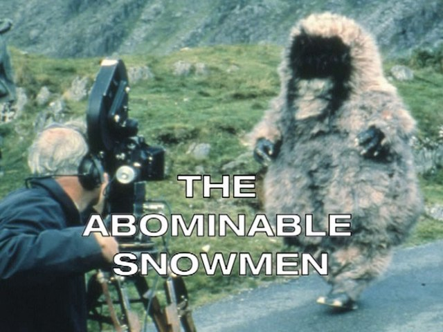 Loose Cannon The Abominable Snowmen Intro Judy Marsh LC25