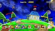Lets Play Super Smash Bros. U - Part 21 - Klassisch Modus zu zweit