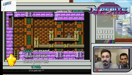 The Peritel Show starring Fred Of The Dead ! : Mega Man 5 (3)