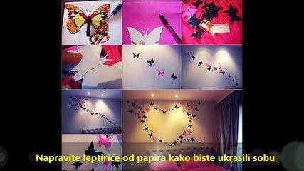 16 fenomenalnih ideja kako da ukrasite zidove svojih soba!