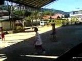 3 on 3 basketball - my classmates (BPHS) part 1