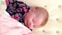 Cute Babies Laughing While Sleeping Compilation 2016 [NEW HD]