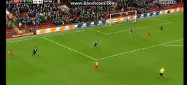 Peter Crouch Fantastic CHANCE Liverpool 0-1 Stoke City