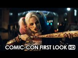 Suicide Squad starring Margot Robbie, Jared Leto - Comic-Con First Look (2016) HD