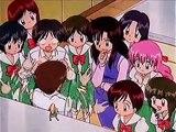 Ufo baby 47 Miyu y mini Miyu van al colegio