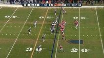 Emmanuel Sanders Goes Up High in Mile High for Spectacular Catch! | Patriots vs. Broncos | NFL