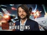 Movie News: 'Star Wars: Rogue One' casts Ben Mendelsohn and Diego Luna (2015) HD