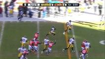 Martavis Bryant Takes Reverse for a HUGE 40-Yard Gain! | Steelers vs. Broncos | NFL
