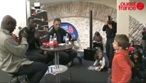 Omar Sy et Roschdy Zem à Ouest-France