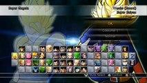 Dragon Ball Raging Blast 2 - HD PVR2 Quality Test Dragon Ball Raging Blast 2