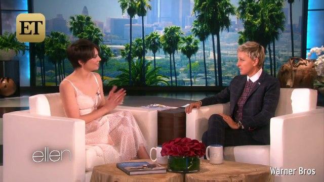 Even The Walking Dead Star Lauren Cohan Get Scared -- By Ellen Degeneres!
