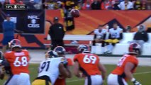 The Butter-Fingered Broncos! (Divisional Playoffs) | Steelers vs. Broncos | NFL