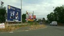 Les grands panneaux publicitaires arrivent dans les petites villes