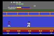 Kung Fu Master Atari 2600 Activision 1987