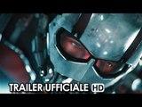 Ant-Man Trailer Ufficiale Italiano (2015) - Paul Rudd Movie HD