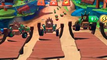 Angry Birds Go, Dora the Explorer Pegasus Adventures, Bugs Bunny Lost in Time Games to play