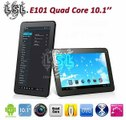 NEW 2015 Quad Core tablet PC 10 inch IPS Screen Tablet pc Android 4.4 1.5GHz 1GB 16GB Wifi Camera HDMI Bluetooth external 3g OTG-in Tablet PCs from Computer