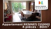 A vendre - Appartement - RENNES (35000) - 4 pièces - 80m²