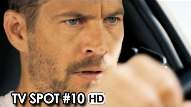 Furious 7 Official TV Spot #10 'Brothers' (2015) - Vin Diesel, Jason Statham Movie HD