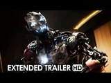 Avengers: Age of Ultron Extended Trailer Ufficiale Italiano (2015) - Robert Downey Jr. HD